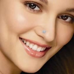 Janya Daily Wear  Diamond Nose Ring