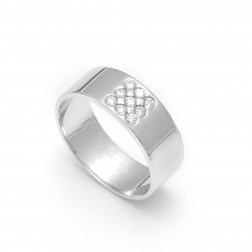 Palash Platinum Ring For Him